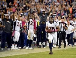 Chris Harris touchdown