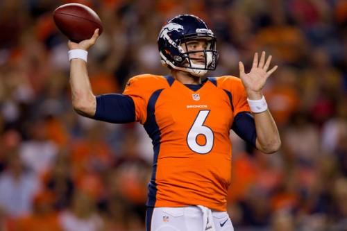 Brock Osweiler é um sucessor digno de Peyton Manning