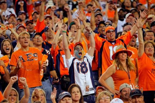 Confissão de um torcedor mimado do Denver Broncos