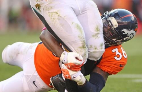 Kayvon Webster, melhor rookie do Denver Broncos até agora