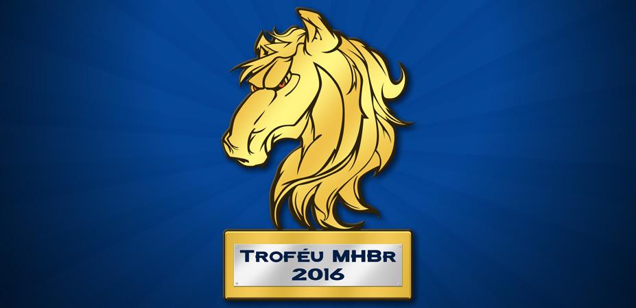 Troféu Mile High Brasil - dado aos destaques da temporada