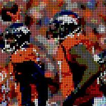 O time arrebentou contra o Patriots