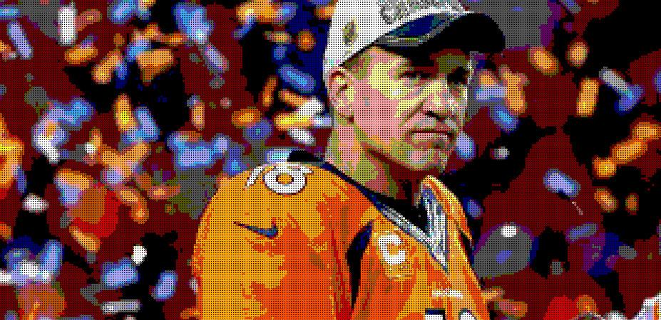 Peyton Manning e o Denver Broncos