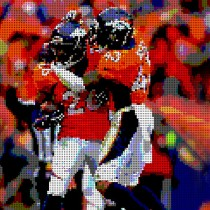 Stewart e Ward vão enfrentar o Panthers no Super Bowl 50