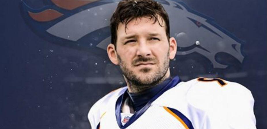 Tony Romo no Broncos?