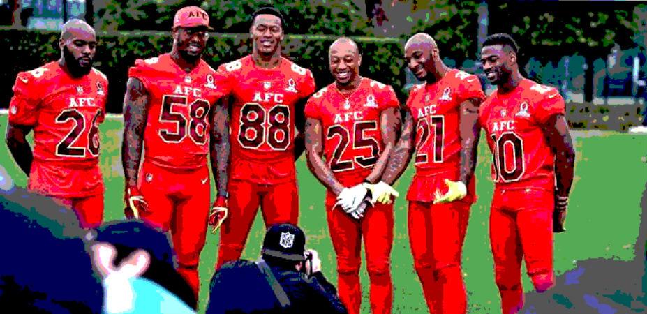 Broncos Pro Bowl