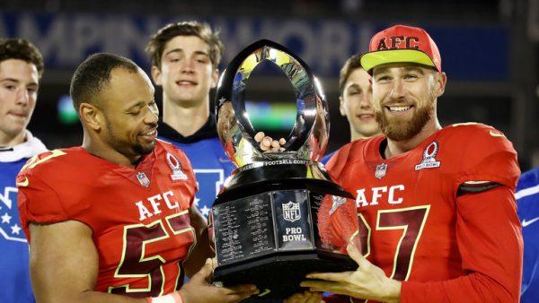 Pro bowl Trophy