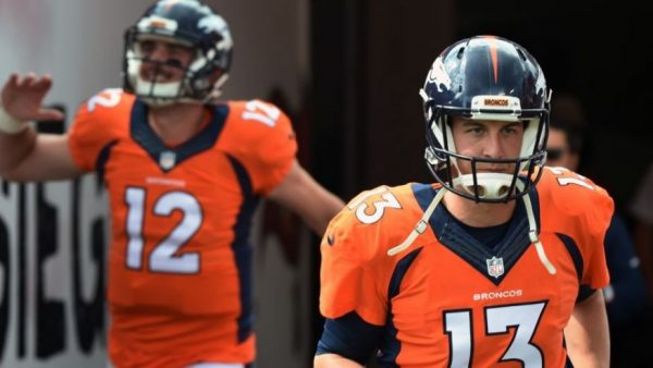 Siemian e Lynch pick-six
