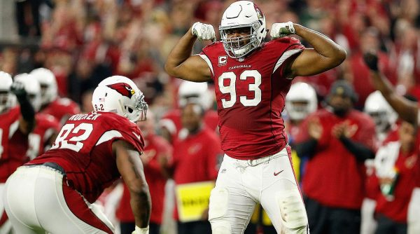 Calais Campbell free agents