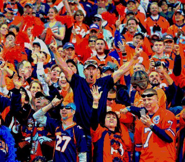Apoiadores Torcida Broncos