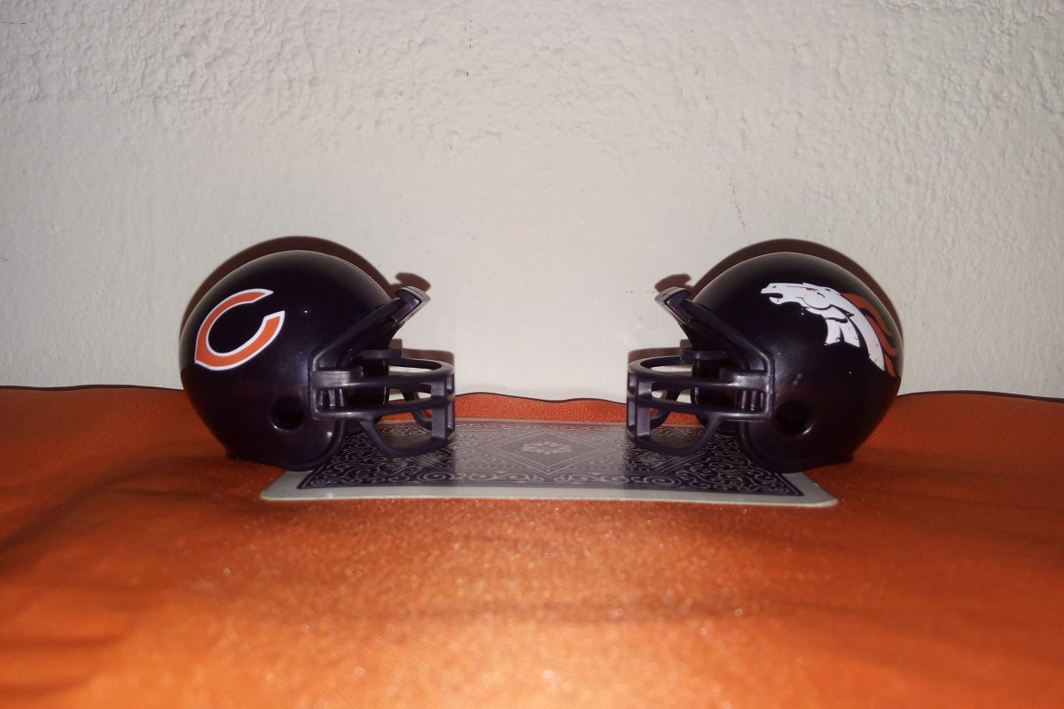 Bears at Broncos - Cartas na Mesa