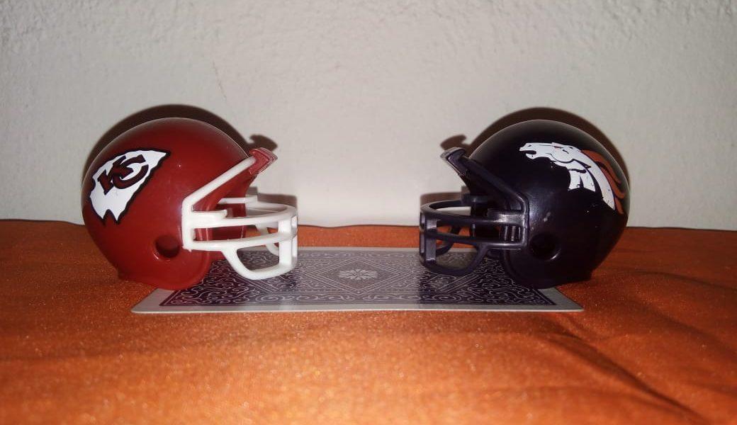 Chiefs at Broncos - Cartas na Mesa