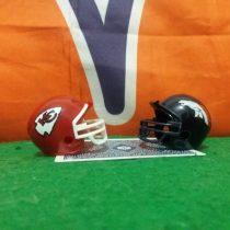 Kansas City Chiefs at Denver Broncos - Cartas