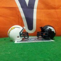 Chargers at Broncos - Cartas na Mesa