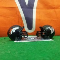 Broncos at Falcons cartas na mesa